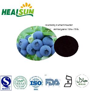 Bilberry Extract powder Blueberry Extract Powder