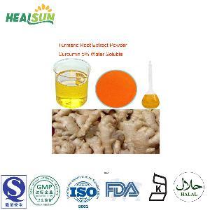 Water Soluble Curcumin Turmeric extract