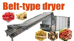 Automatic Continuous Drying Machine