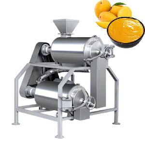 Mango Fruit Pulp  Juice   Extraction  Processing Machine for Sale