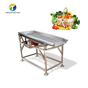 Large automatic vegetable Vibrating machine TS-ZD18