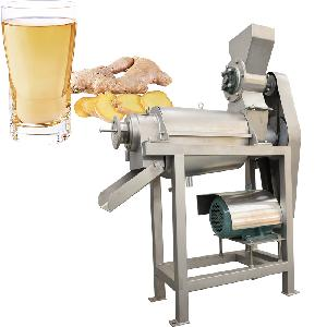 Industrial Ginger Juice Extraction Making Processing Machine