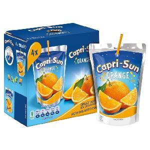 Capri sonne juice