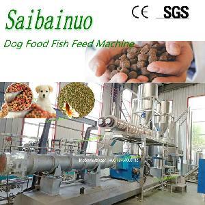 dog food machine pet food production line