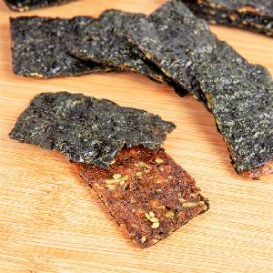 32g Roasted Meat Fillet Seaweed Snacks with FDA