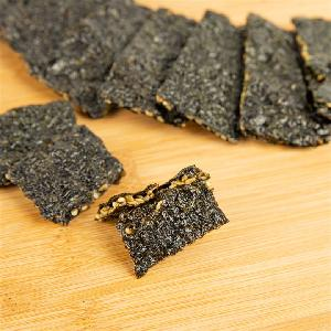 32g  New   Technology  Roasted Sesame Seaweed Sandwich for Family Share