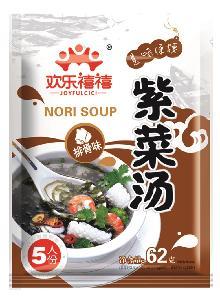 62g Ribs Flavor Seaweed Nori Algae soup with FDA