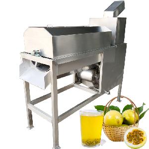 Industrial Passion Fruit Juice Extraction Making Processing Machine