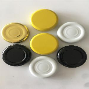 wholesale Cheap Tinplate glass bottle lug cap 43# cute mini lug cap