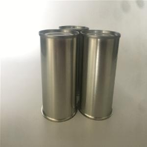 Wholesale tinplate empty canned food canned 588# Tightened food canned food packaging