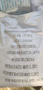 potassium acetate anhy