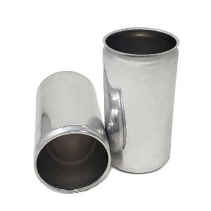 Empty aluminum cans bottles,beverage beer craft soda coffee, metal cans 250ml