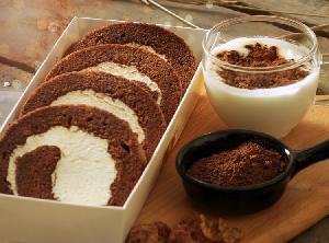 baking alkalized cocoa powder for tiramisu