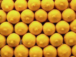 Fresh Fruit High Nutrition Juicy Lemon