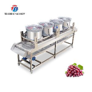 Stainless Steel Automatic Fruit and Vegetable Drying Machine Food Machine