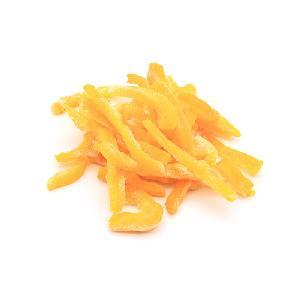 Frozen Yellow Pepper