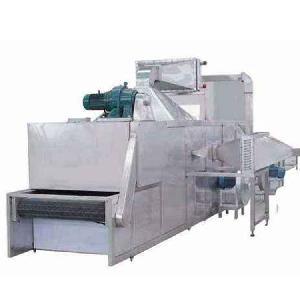DW/DWT Hot Air Circulating Mesh Belt Dryer Conveyor Dryer Dehydrator for balsam pear/Momordica chara