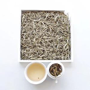 White Hair Silver Needle, loose white tea, premium tea