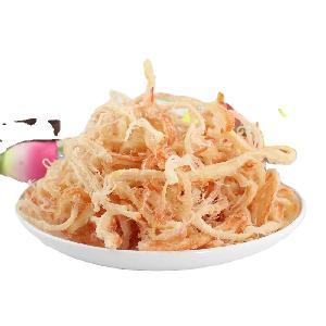 snack shredded squid