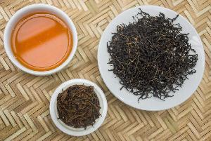 Organic handmade black tea - long leaf