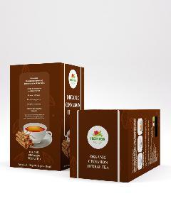 Organic Cinnamon Herbal Tea