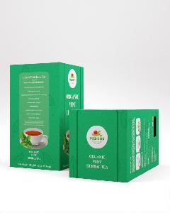 Organic Mint Herbal Tea