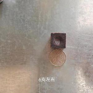 high   quality  bingdu brand black  sugar  cube