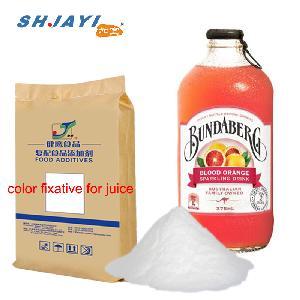 Compound Antioxidative Stabilizer Color Protector Fixative For Orange Flavor Juice Beverage