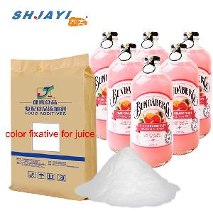 Food Grade Color Protector Fixative Compound Antioxidative Stabilizer For Grapefruit Juice Beverage