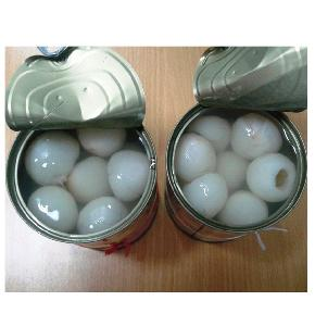 Export Product Lychee in Syrup Sweet Fresh Canned Lychee Fruit Easy to Use