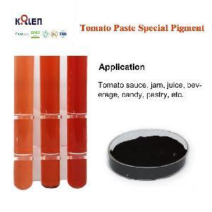 Tomato Paste Special Pigment