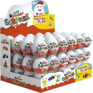 quality Kinder Joy Chocolate and Kinder Suprise Egg for sale