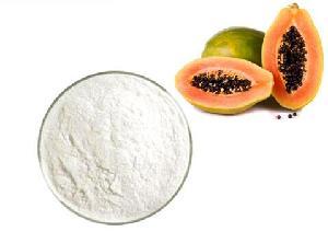 Nutritional Food Ingredients Papaya Extract Papain Enzyme Powder